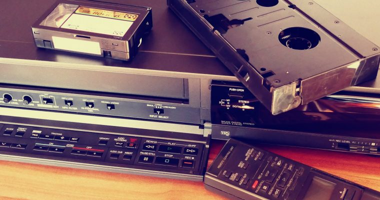 Why Convert VHS To DVD?